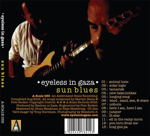 Eyeless In Gaza - Sun Bursts In
