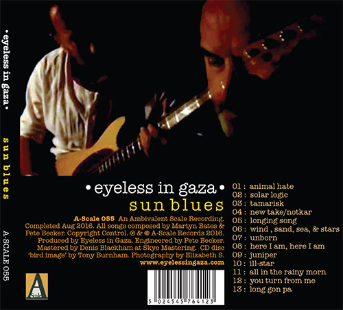 Eyeless In Gaza – The Official Homepage